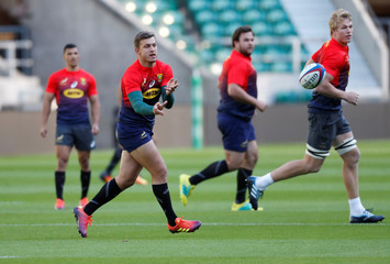 South Africa Captains Run