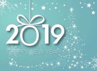 2019 - happy new year