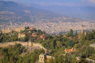 Turkey Alanya, city landscape