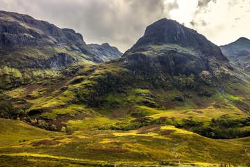 Glencoe, Highlands. Scotland, United Kingdom