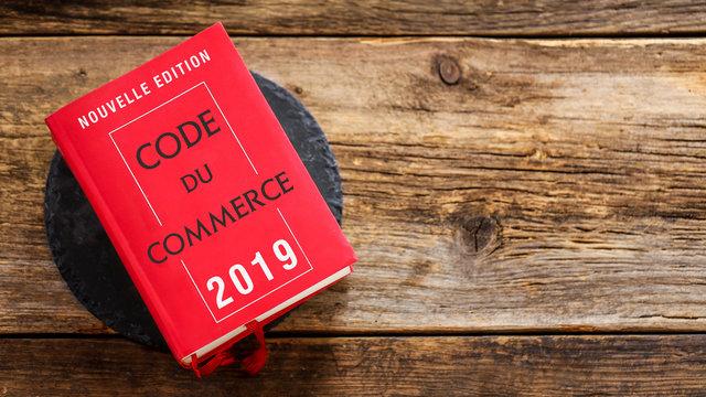 Code du commerce 2019