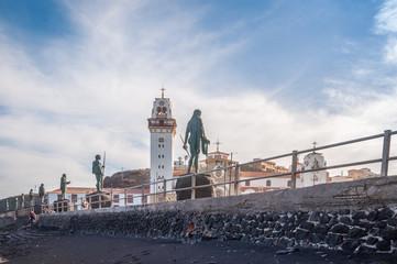 Candelaria et sa basilique sur Ténérife