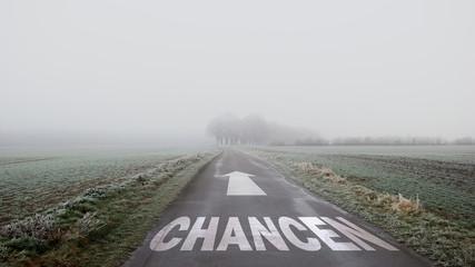 Schild 402 - Chancen