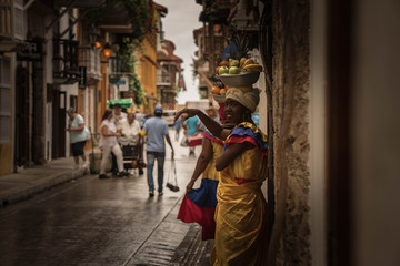 Women of Cartagena