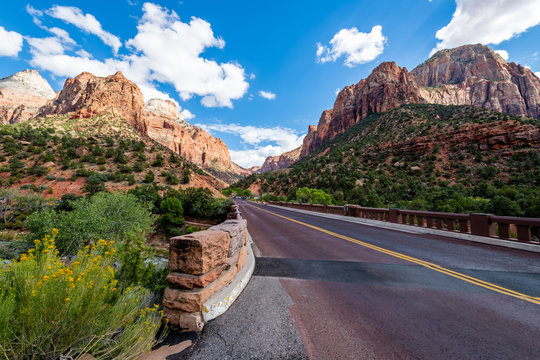 The Canyon Junction Bridge