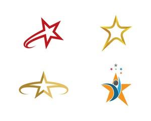 Star symbol illustration