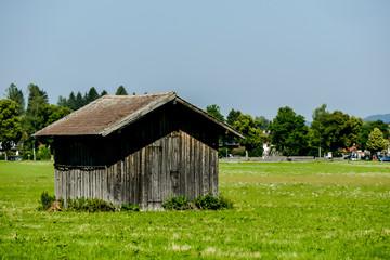 house in village, in Sweden Scandinavia North Europe