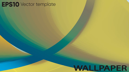 Creative color background. Abstract wallpaper.