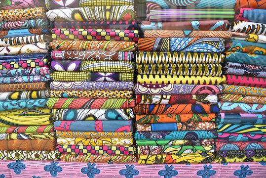Tissus africains