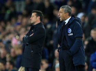 Premier League - Everton v Brighton & Hove Albion