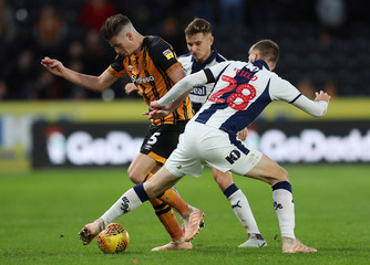Championship - Hull City v West Bromwich Albion