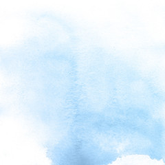 blue background with space for text or image