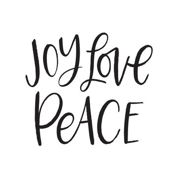 kbecca_vector_joylovepeace_christmas_handwritten
