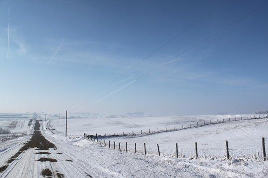 Iowa winter 2