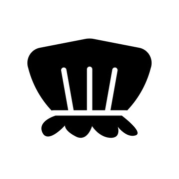 Shower cap icon. Trendy Shower cap logo concept on white background from Hygiene collection
