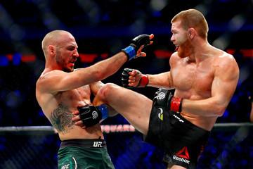 MMA: UFC 230 - Frevola vs Vannata
