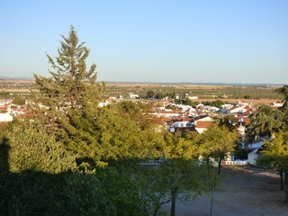 Mourao. Village of Alentejo in Portugal.