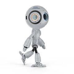 mini robot walk