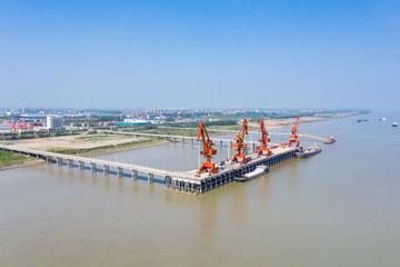 xiaochi cargo wharf