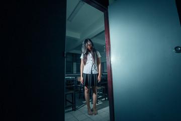 Ghost university girl
