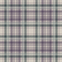 Napkin check fabric texture seamless pattern