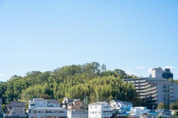 大阪北摂 桃山台周辺都市景観