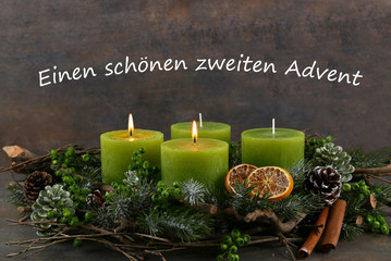 bilder und videos suchen adventskranz. Black Bedroom Furniture Sets. Home Design Ideas