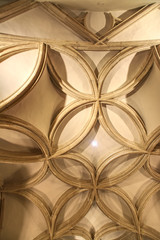 gotisches Gewölbe