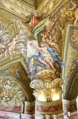 Wandmalerei Palais Niederösterreich