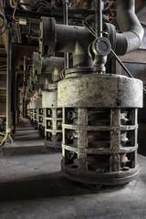 Industrielle Pumpanalge