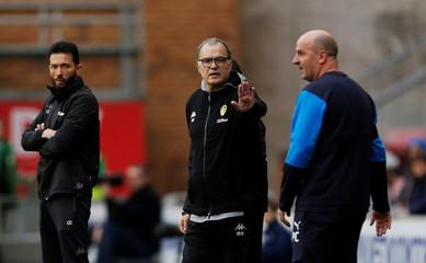 Championship - Wigan Athletic v Leeds United