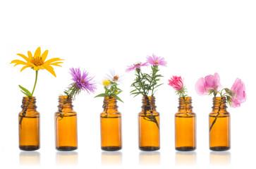 Natural remedies, bottle - bach.