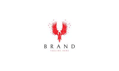 Phoenix Red vector logo