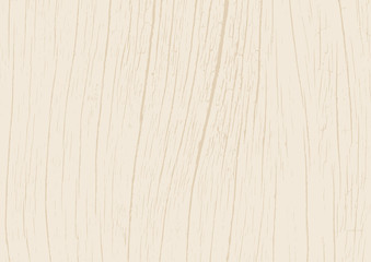 Brown wood texture background. Vector illustration eps 10.