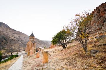 Noravank monastery from 13th century, Armenia