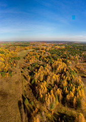 Warmia - okolice Olsztyna