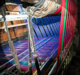 La industria de la seda