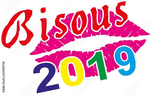 """Résultat de recherche d'images pour """"bisous de 2019"""""""