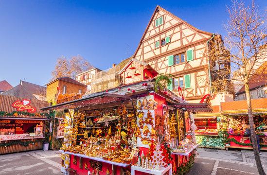Colmar, Alsace, France - Little Venice