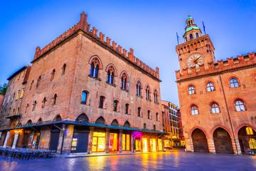 Fotomurales - Bologna, Italy - Palazzo Comunale in Piazza Maggiore