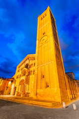 Fototapete - Duomo di Parma, Parma, Italy