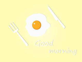 Vector illustration egg