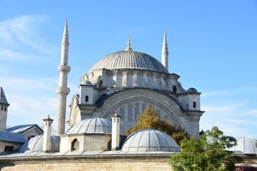 Nuruosmaniye Mosque in Istanbul, Turkey