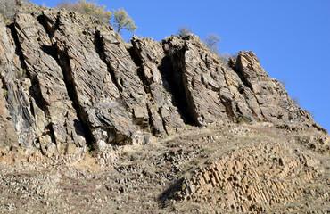 bazalt kayalar