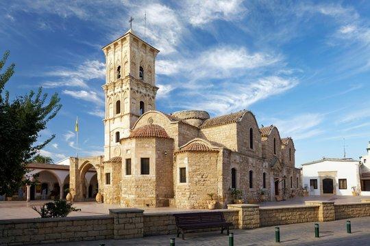 Greek Orthodox Lazarus Church, Agios Lazaros, Larnaka, Southern Cyprus, Cyprus, Europe