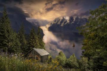 Die Stille des Nordens