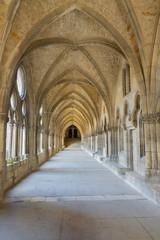 Ville de Toul, Cloitre de la cathédrale Saint Étienne