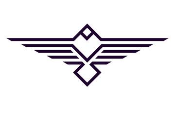 minimum eagle logo, printing on t-shirt