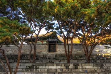 Seunghwa ru in Changdeokgung