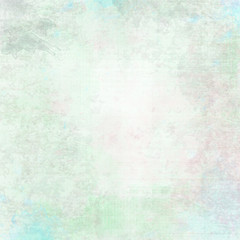 Brushed Painted Colorful Abstract Background
